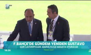 Fenerbahçe'de gündem yeniden Gustavo