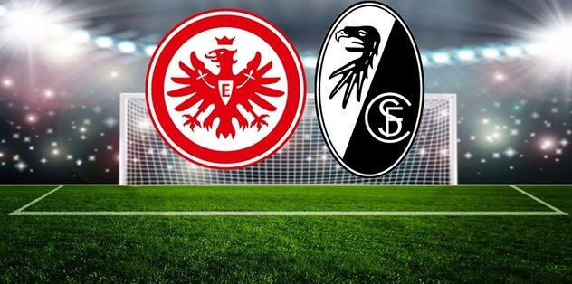Eintracht Frankfurt - Freiburg maçı ne zaman? Hangi kanalda? Saat kaçta? - Almanya Bundesliga -