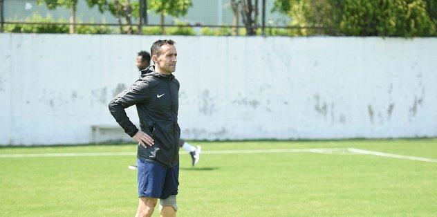 Osman Çakmak Denizlispor'la antrenmanlara çıkıyor - Futbol -
