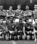 Brezilya ilk zaferine 1958 İsveç'te ulaştı