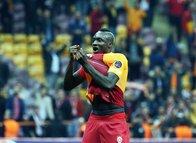 Galatasaray taraftarından Diagne tepkisi!