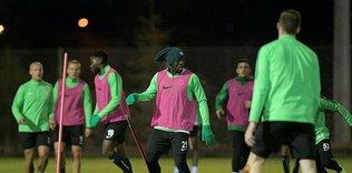 Konyaspor Kasımpaşa maçı hazırlıklarına başladı