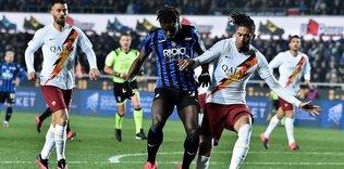 Atalanta Roma'yı ikinci yarıda teslim aldı!