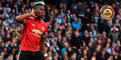 Manchester United Pogba'yı bırakmıyor