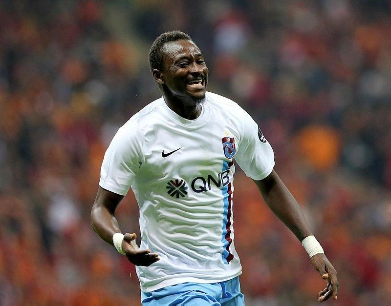 Dame N'Doye aşkı - Son dakika Trabzonspor haberleri - Fotomaç