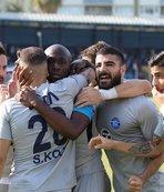Adana Demirspor'den 4 gollü galibiyet