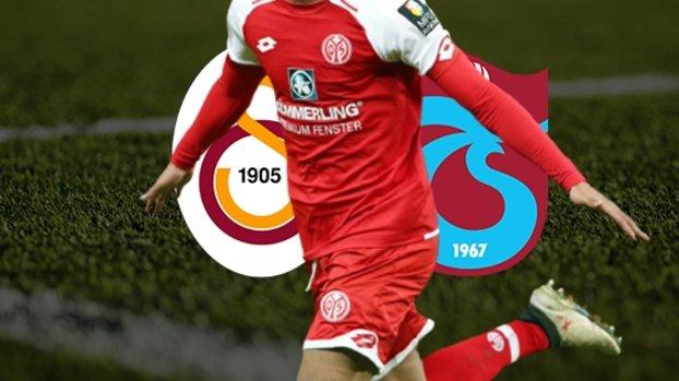 Son dakika spor haberleri: İsveçli golcü Robin Quaison, Erkan Zengin'e Galatasaray ve Trabzonspor'u sordu #