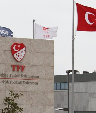 TFF'den 'pankart' açıklaması