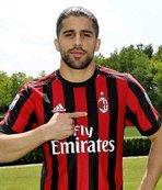 Milan'dan sol beke transfer