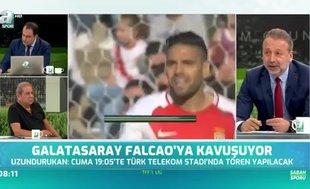 İşte Falcao'nun İstanbul'a geliş tarihi!