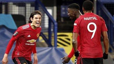 Everton-Manchester United: 0-2 (MAÇ SONUCU-ÖZET)
