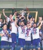 Ankara Demir 2. Lig'e geri döndü