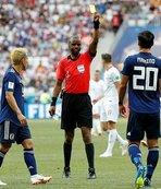 Dünya Kupası'nda tarihi olay! Japonya sarı-kartla...
