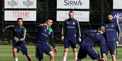 Fenerbahçe, Kayserispor maçı hazırlıkları