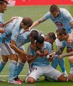 Celta Vigo, sahasında Alaves'i 6-0 mağlup etti