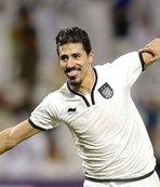 Kanarya'ya Cezayirli golcü!