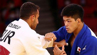 Son dakika 2020 Tokyo Olimpiyat Oyunları: Milli judocu Bilal Çiloğlu son 16 turunda Ono'ya kaybetti