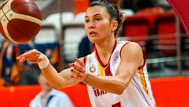 Galatasaray Mersin Yenişehir Belediyesi 73-52 (MAÇ SONUCU - ÖZET)