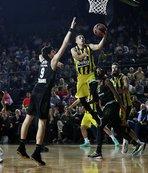 THY Avrupa Ligi'nde Fenerbahçe Beko liderliğini sürdürdü