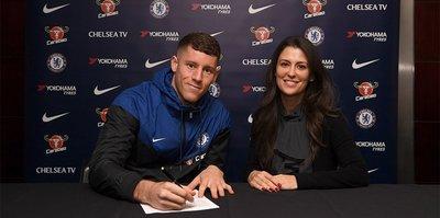 Ross Barkley, Chelsea'ye transfer oldu