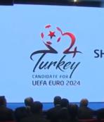 İşte Türkiye'nin EURO 2024 logo ve sloganı!