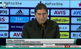 Ünal Karaman'dan Volkan Demirel sözleri
