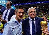 Fenerbahçe Doğuş kupasını aldı