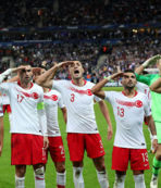 UEFA'dan skandal karar! A Milli Takım ve asker selamı...