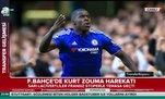 Fenerbahçe Fransız stoper Kurt Zouma ile temas halinde