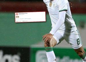 Galatasaray'ın teklifini duyurdular! Belaili'nin paylaşımı dikkat çekti