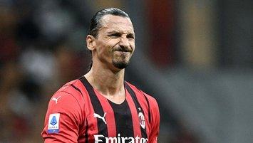 Ibrahimovic blow for Milan as striker misses Liverpool game