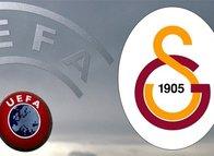 Galatasaray'ın cezası belli oldu! UEFA...