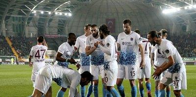 Trabzonspor'un Avrupa inadı! Fırtına farka koştu