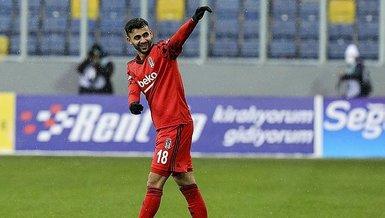 Son dakika spor haberleri: Beşiktaş'ta Rachid Ghezzal rekora koşuyor