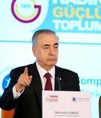 Galatasaray'dan Mustafa Cengiz açıklaması!