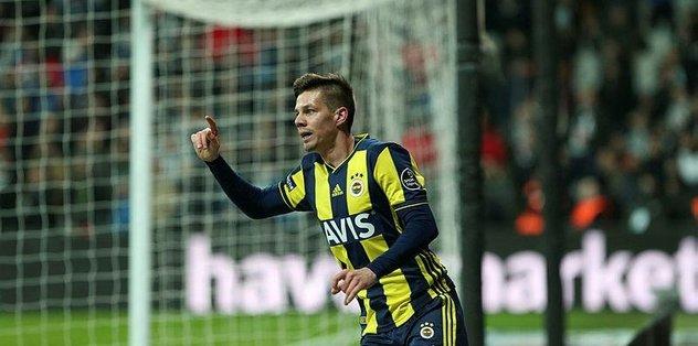 Zajc Premier Lig'e yıldız isim Fenerbahçe'ye!