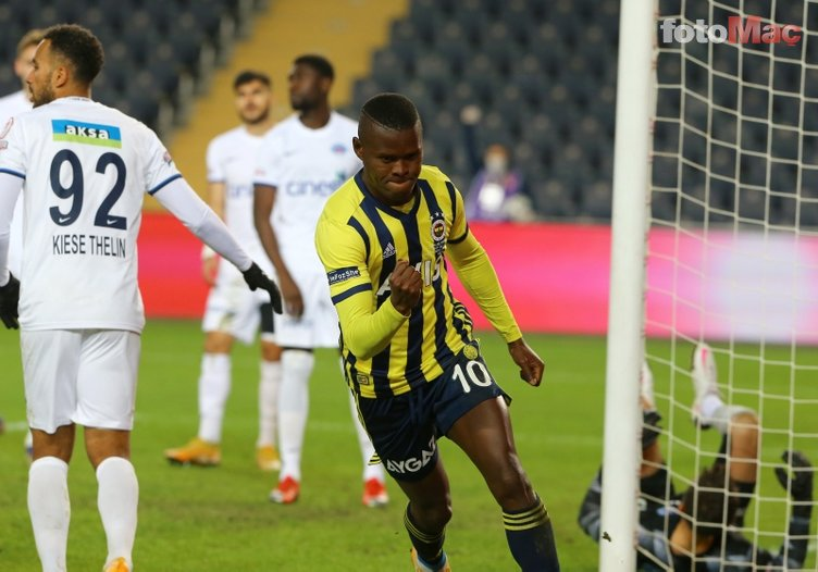 Son dakika transfer haberleri: Fenerbahçe'de Mbwana Samatta için sürpriz takas iddiası!