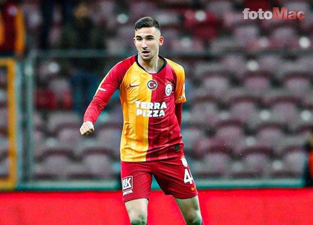Galatasaray'ın genç yıldızı Emin Bayram'a Borussia Dortmund kancası