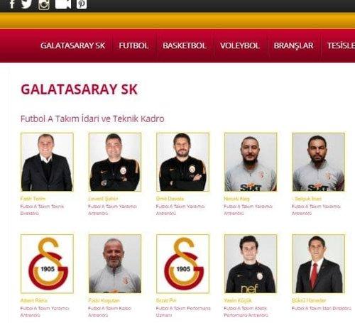 Son dakika spor haberi: Galatasaray'da dikkat çeken ayrıntı! Fatih Terim haala...