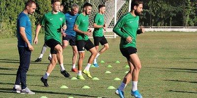 Denizlispor'da Kasımpaşa maçı hazırlıkları sürüyor