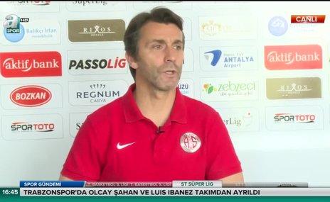 """Bülent Korkmaz: """"F.Bahçe maçı tüm sezonun..."""""""