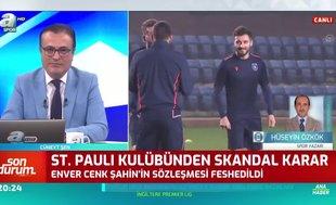 St. Pauli kulübünden skandal karar!
