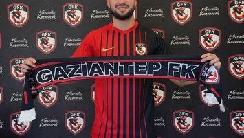 Gaziantep yeni forvet transferini duyurdu!