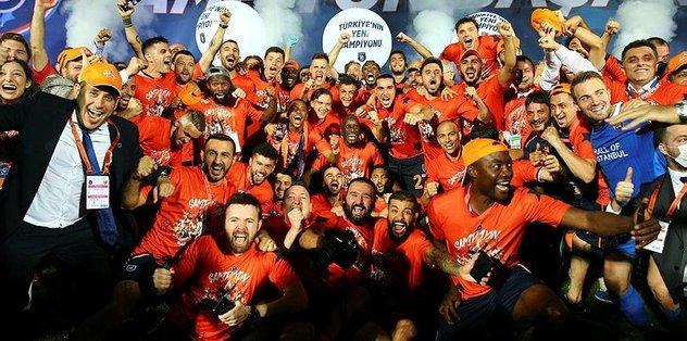 6. şampiyon Başakşehir - Son dakika Süper Lig haberleri - Fotomaç