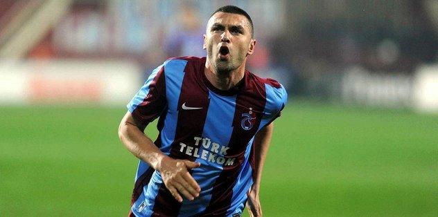 Burak Yılmaz, Trabzonspor'da!