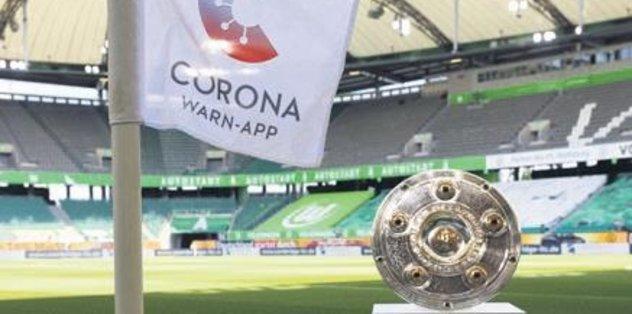 Ayakta yok - Almanya Bundesliga -