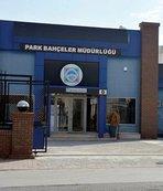 Kayseri Erciyesspor'un idari binası park ve bahçeler müdürlüğü oldu
