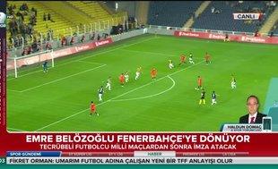"""Haldun Domaç: """"Emre Belözoğlu Fenerbahçe'ye faydalı olacaktır"""""""
