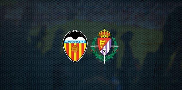 Valencia-Real Valladolid maçı ne zaman? Saat kaçta? Hangi kanalda canlı yayınlanacak? - Futbol -