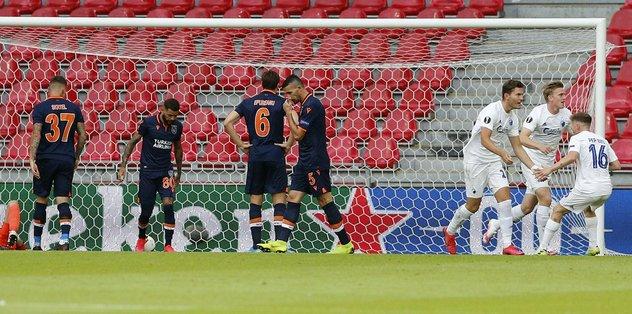 Kopenhag 3-0 Başakşehir   MAÇ SONUCU - Futbol -